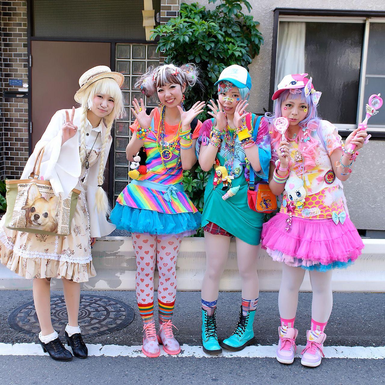 top kei kawaii fashion - photo #16