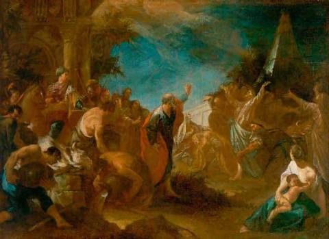 paintings elijah - Google Search