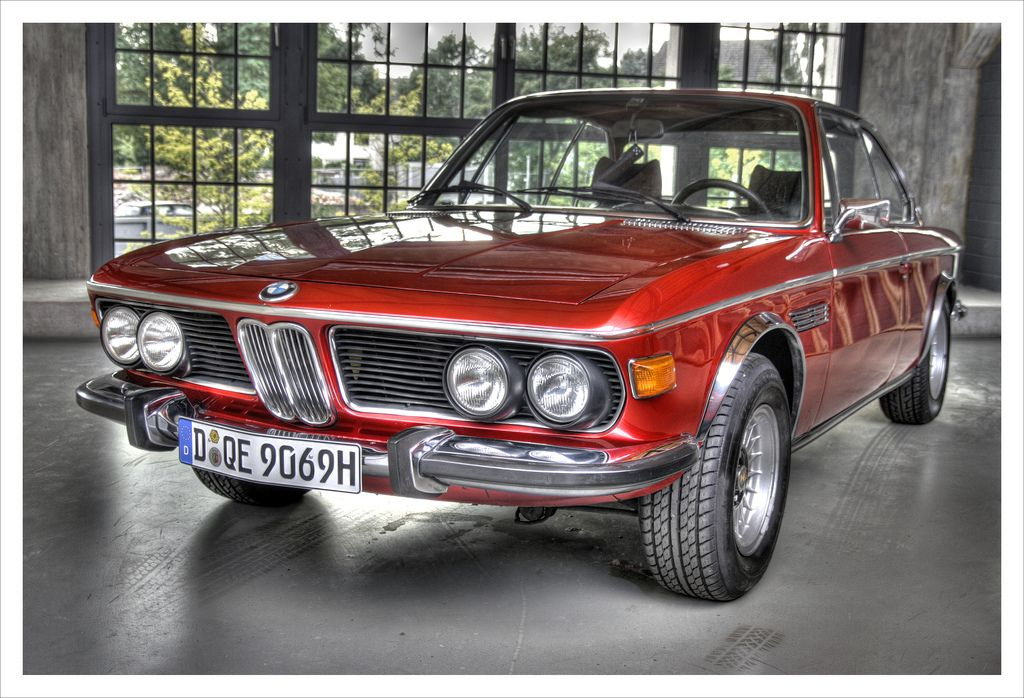 BMW E9 | Flickr - Photo Sharing!