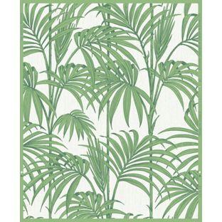 Buy Julian Macdonald Honolulu Wallpaper Sample  Palm Green At