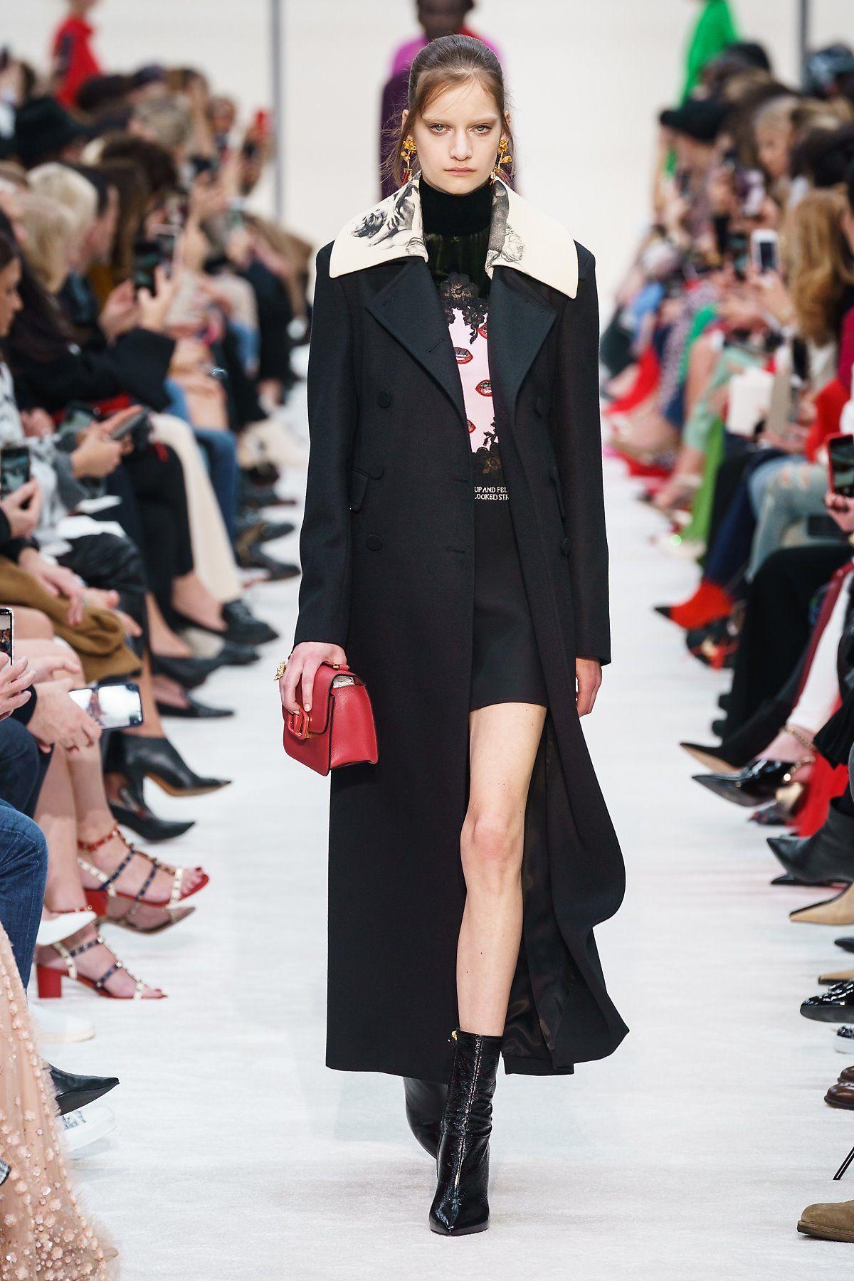 19FW 발렌티노(Valentino) 컬렉션 네이버 포스트 패션 스타일, 패션 트렌드, 레디 투 웨어