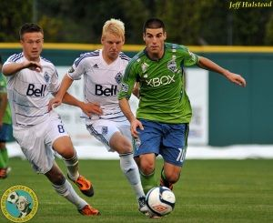 Sounders U 23 S Invite Fans Out To Two Big Weekend Matches Fan Out Fan Soccer