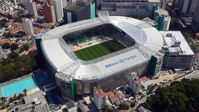 Palmeiras,  Allianz Parque