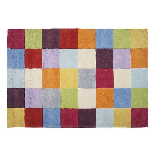 game tapis multicolore 140x200cm id es pour la maison. Black Bedroom Furniture Sets. Home Design Ideas