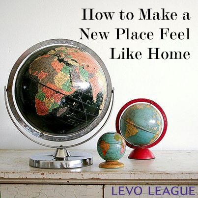 How to make a new place feel like home city college and dorm how to make a new place feel like home black oceanvintage globeworld gumiabroncs Choice Image