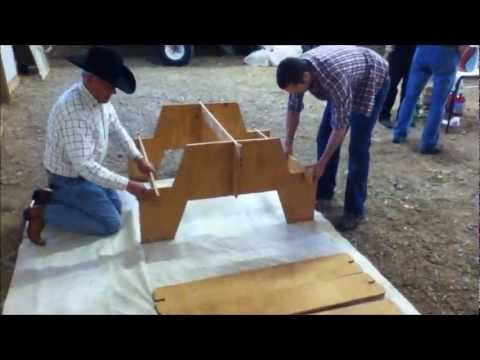 15 Cool Projects To Make From One Sheet Of Plywood Portable Picnic Table Diy Picnic Table Plywood Sheets