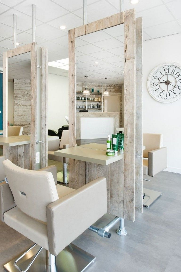 20 Awesome Small Beautiful Salon Room Design Ideas #salondesign