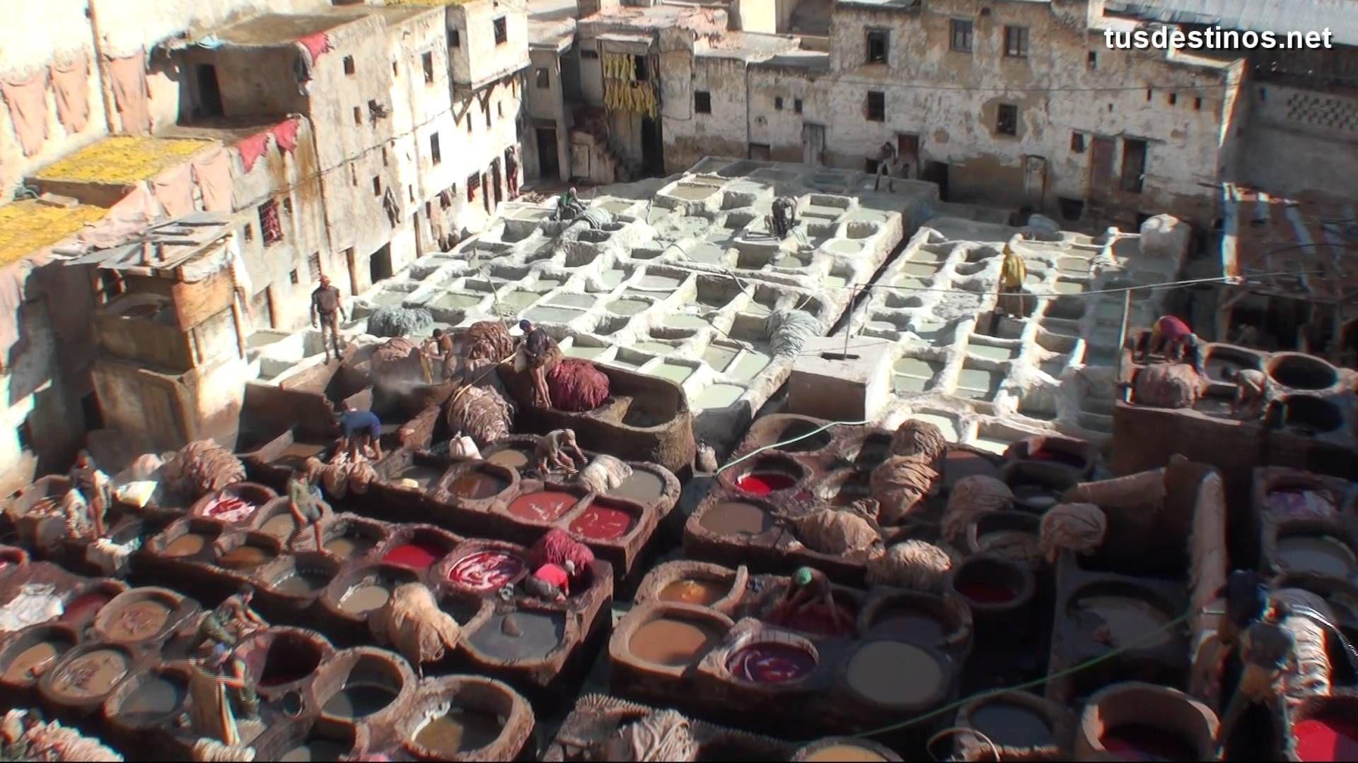 Fez Marruecos La Medina Maroc Morocco Fes Fès فـاس Fās Tu Fez Marruecos Marruecos