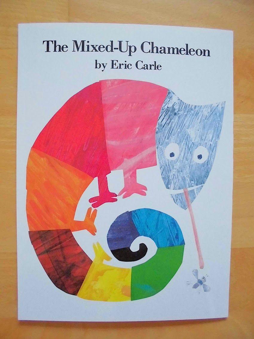 materialwiese the mixedup chameleon  chamäleon