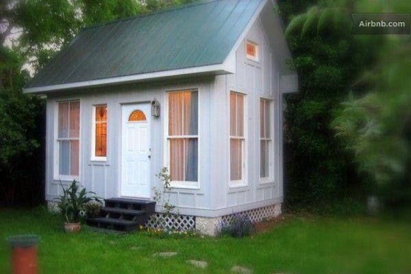 Charleston tiny house on a foundation like the very for Tiny house on foundation