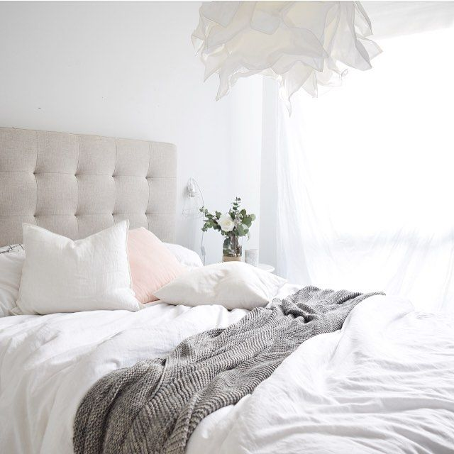 Crisp White Sheets A Messy Bed Diving Into This Asap Our Home