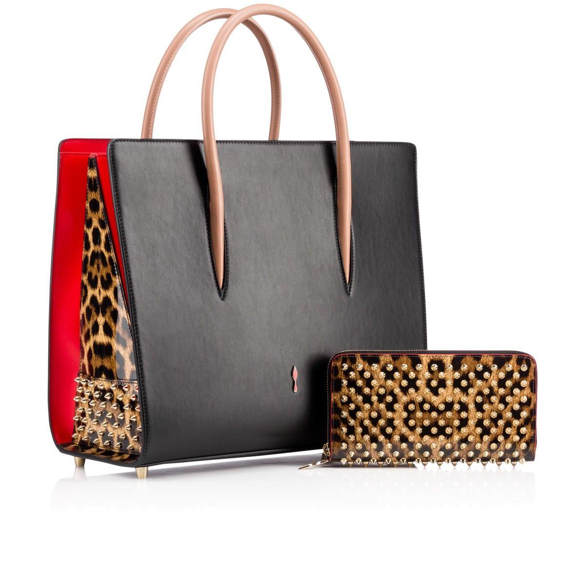 5f1e668fb81 Bags - Paloma Large Tote Bag - Christian Louboutin | Christian ...