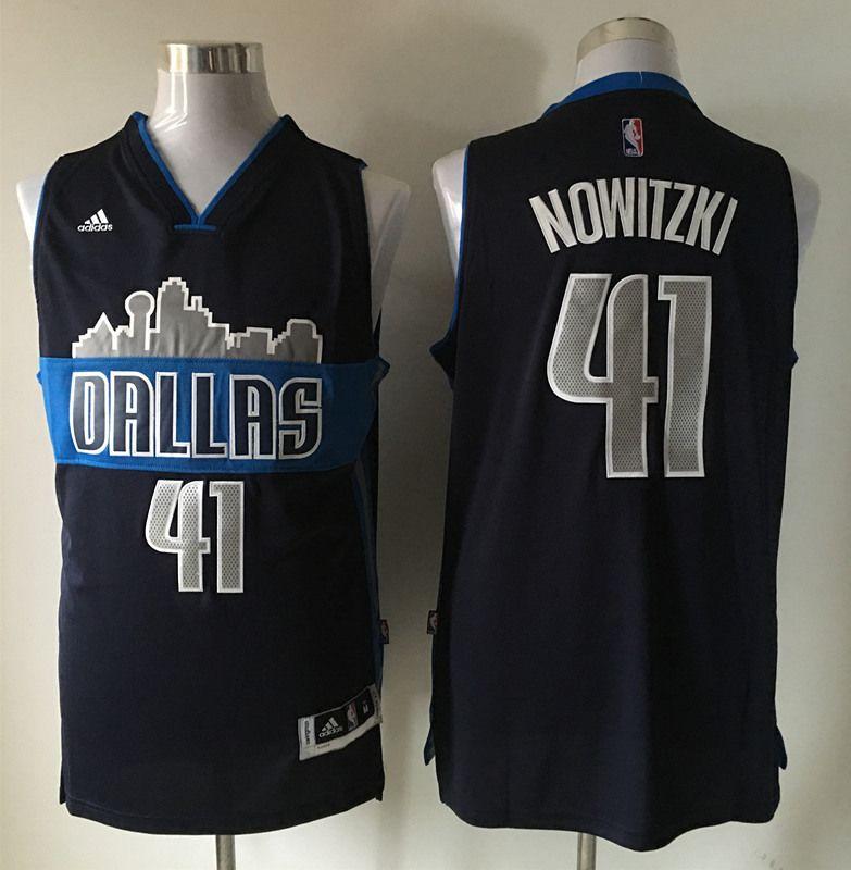 NOWITZKI / Dallas Mavericks / NBA apparel / b-ball jersey / #41 / mens XXL n2f8KSH
