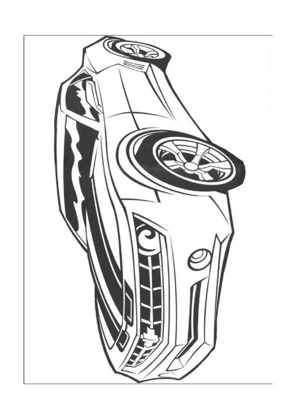 Transformers Tegninger til Farvelægning. Printbare