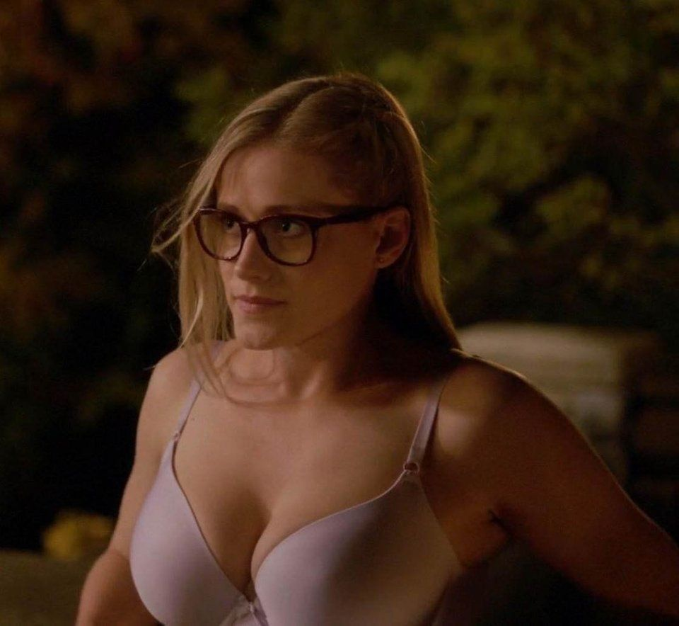 Olivia Taylor Dudley Nudography