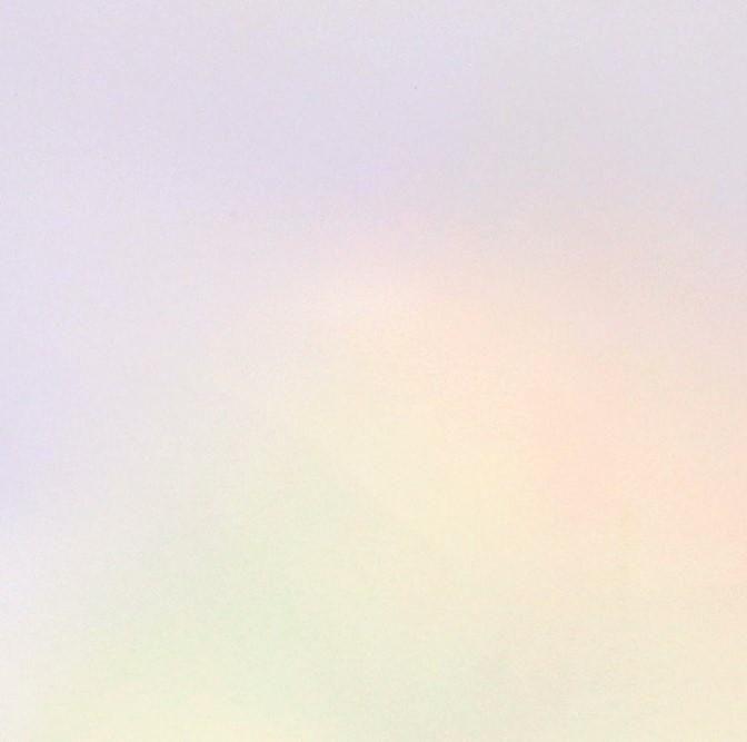 Northern Lights Transparent Iridescent