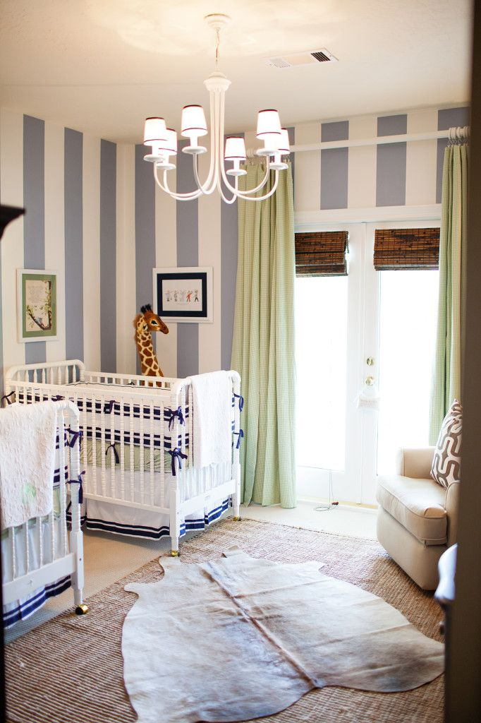 The Mitchell Twins Nursery Twins Nursery Makeover Baby Boy Rooms