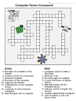 Computer Technology Lessons With Worksheets For Grades 2 4