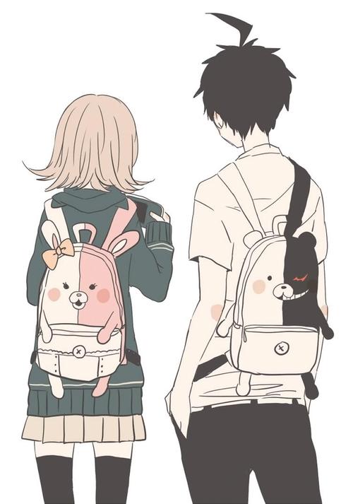 Cute Anime Couple Manga Anime Kartun Cosplay Anime