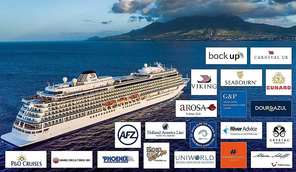 Meet Recruiter Of Leading River And Ocean Cruise Lines Personally At Our 1st Cruise Career Day In Bratislava On 18th January 2019