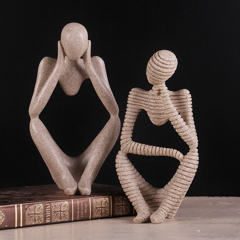 Image Result For Abstract Figure Sculpture Ideias