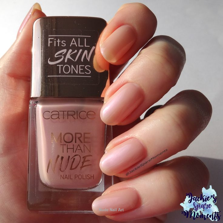 Pin On Great Nude Nails