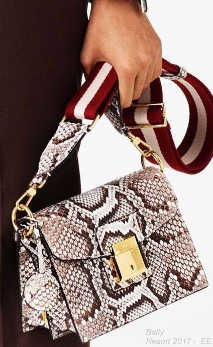 Bally Resort 2017 Ee Fashion Bags Handbags Trends Tote