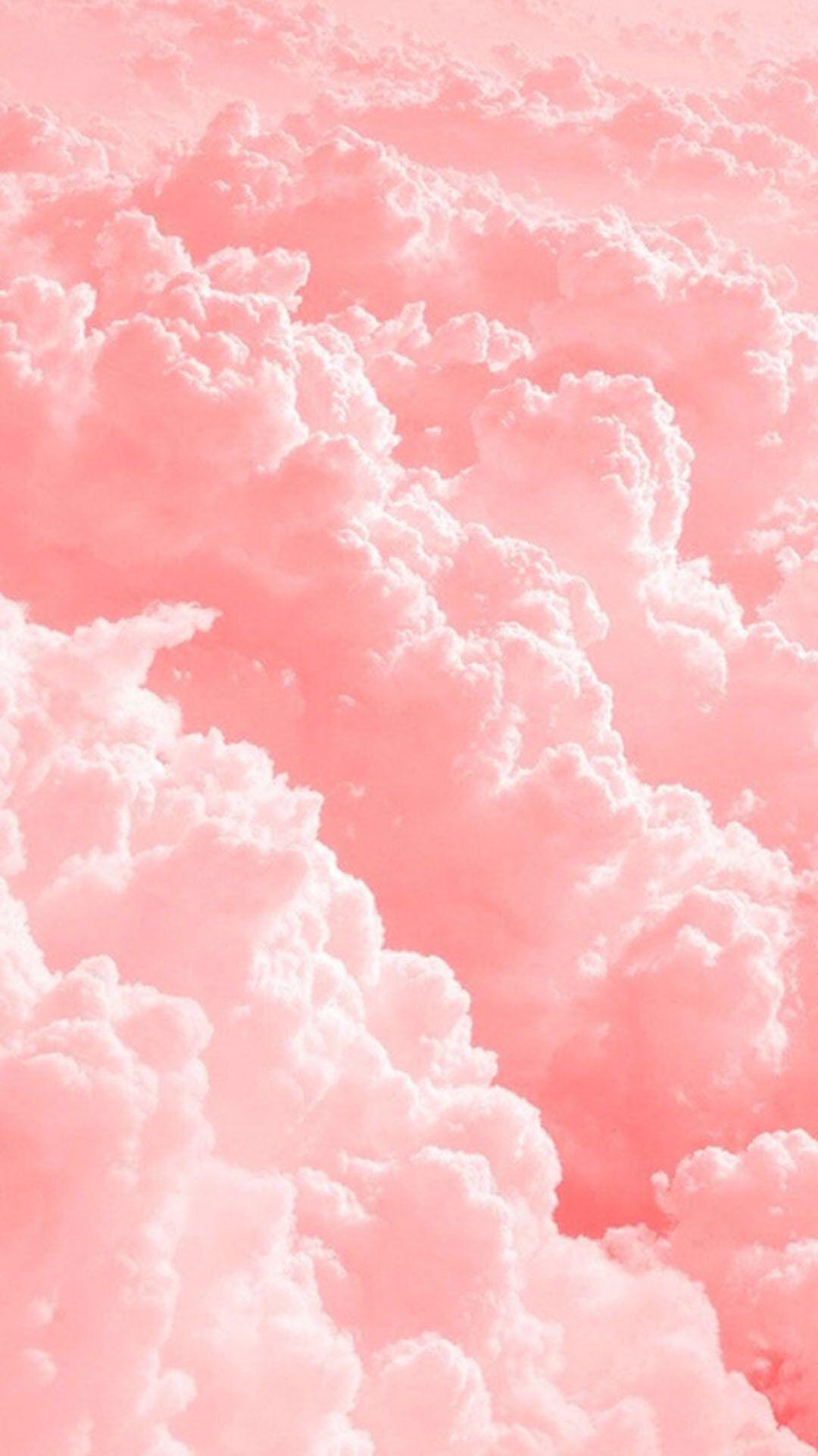 Fanpage обои Nuvole Rosa Sfondi Rosa E Sfondi Per Telefono