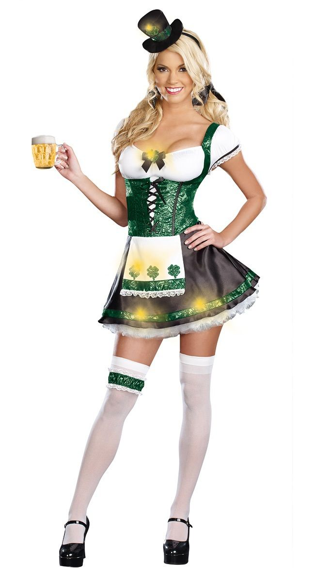 c583ad1d62 Cheap st patricks day costume, Buy Quality st patrick costumes ...
