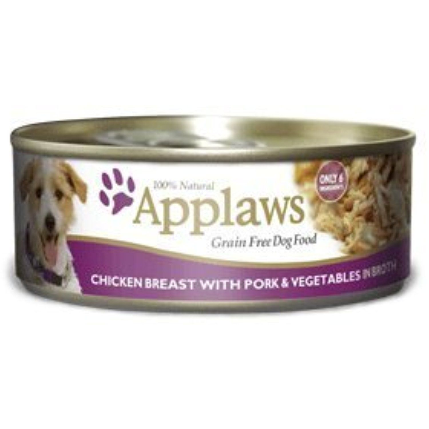 Applaws Chicken Pork Canned Dog Food 5 5 Oz 24 Case If You Want To Know More Click On The Image Thi Dog Food Recipes Canned Dog Food Grain Free Dog Food