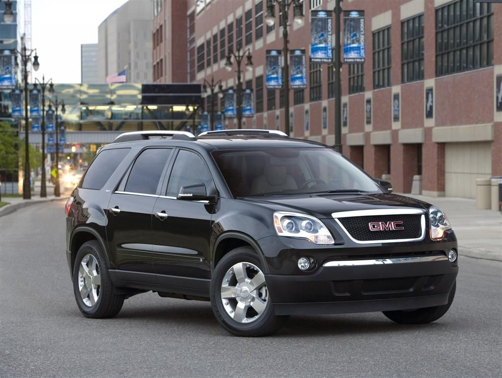 Gmc Acadia Suv Black Color Best Car Image Gmc Gmc Vans New Cars