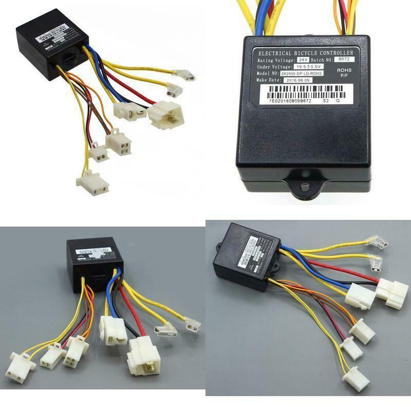 Advertisement(eBay) Lotfancy 24V Control Module With 7