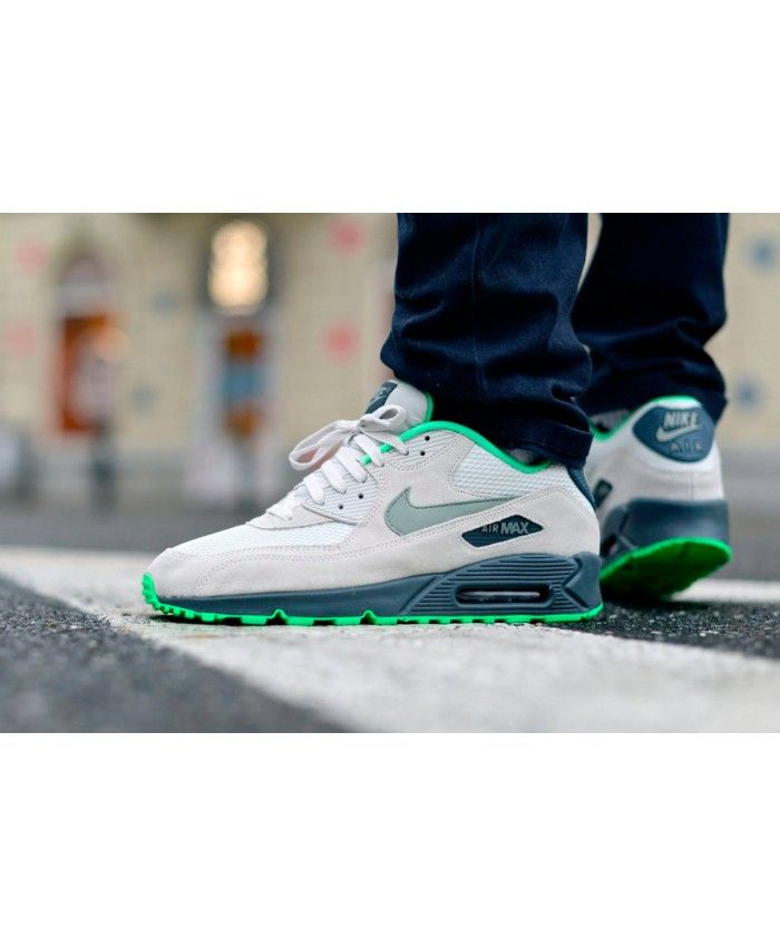 Nike Air Max 90 Essential Light BonePoison