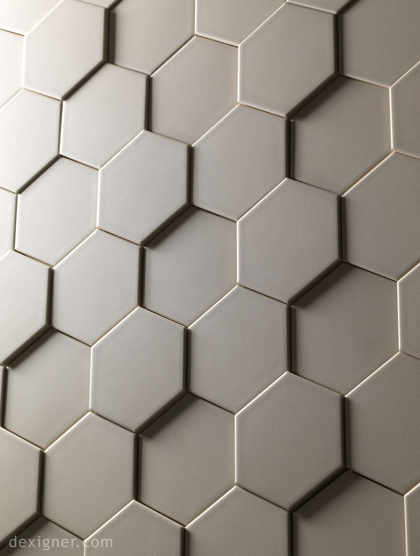 Nemo Unveils Three Dimensional Tile Collection