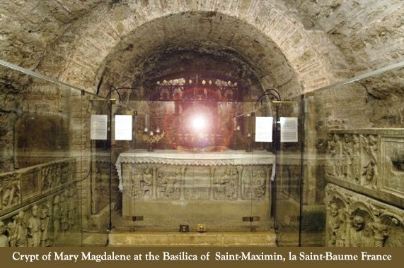 Crypt of mary magdalene saint maximin la sainte baume for Garage santamaria saint maximin