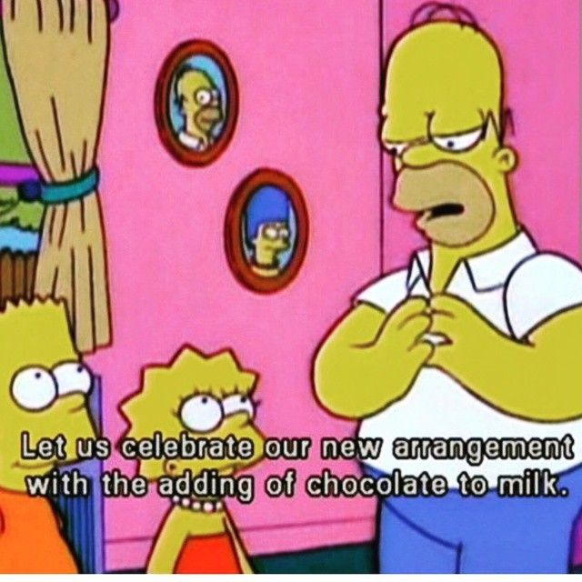 Great One Thesimpsons Thesimpsonsclips Thesimpsonsmovie Thesimpsonsfan The Simpsons Movie The Simpsons Simpson