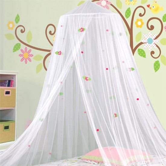 Buy Jiggle and Giggle White Bed Net Canopy With Rose online in Australia -   sc 1 st  Pinterest & Buy Jiggle and Giggle White Bed Net Canopy With Rose online in ...