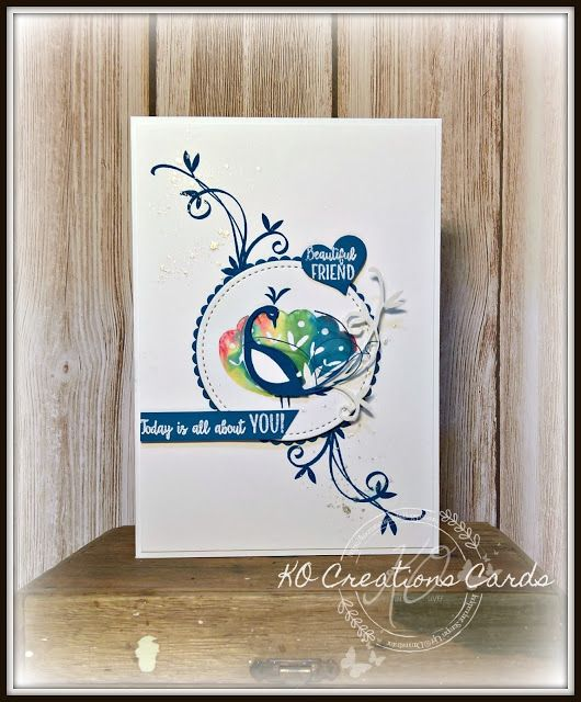 KOCreations Stampin' Up! Blog: ESAD 2018 Occasions Catalogue and Sale-a-bration blog hop - Petal Passion