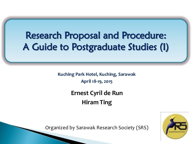 Workshop organized by Sarawak Research Society, SRS EdD Pinterest
