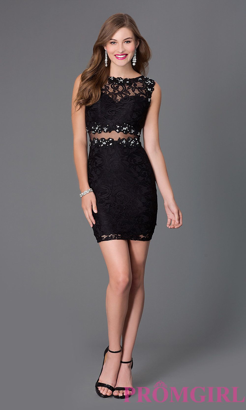 Sheer Lace Cocktail Dress 9099 Cocktail Dress Lace Homecoming Dresses Short Tight Lace Party Dresses [ 1666 x 1000 Pixel ]
