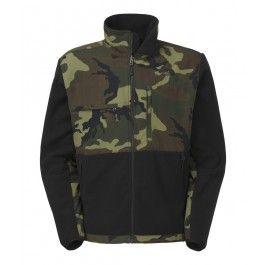af562c629 North Face Men's Denali Jacket Woodland Camo | Range Day | North ...