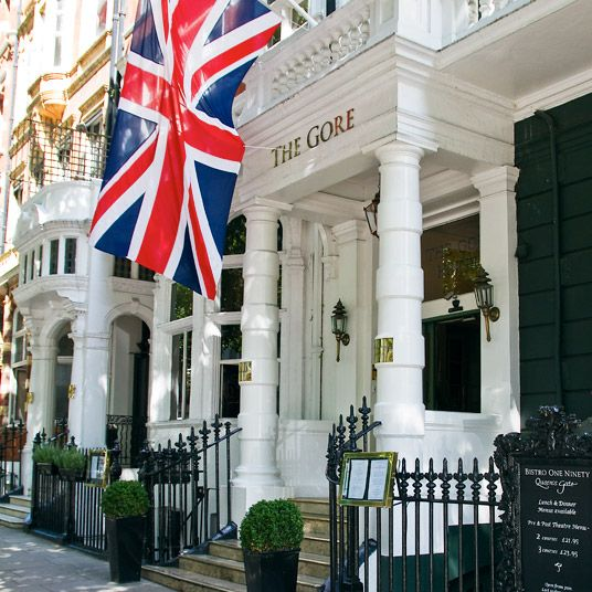 The Laslett Londres, Angleterre