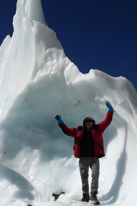 island peak climbing in 2020 climbing island trekking pinterest