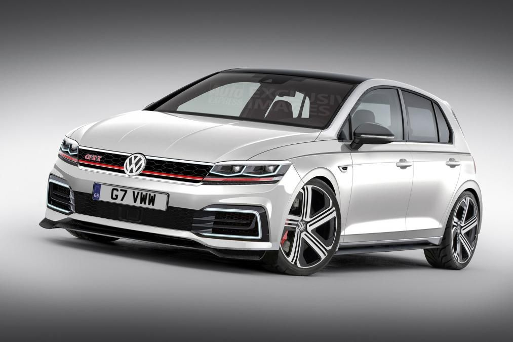 Vw Golf Gti Mk8 Coming In 2019 With A Lot More Power