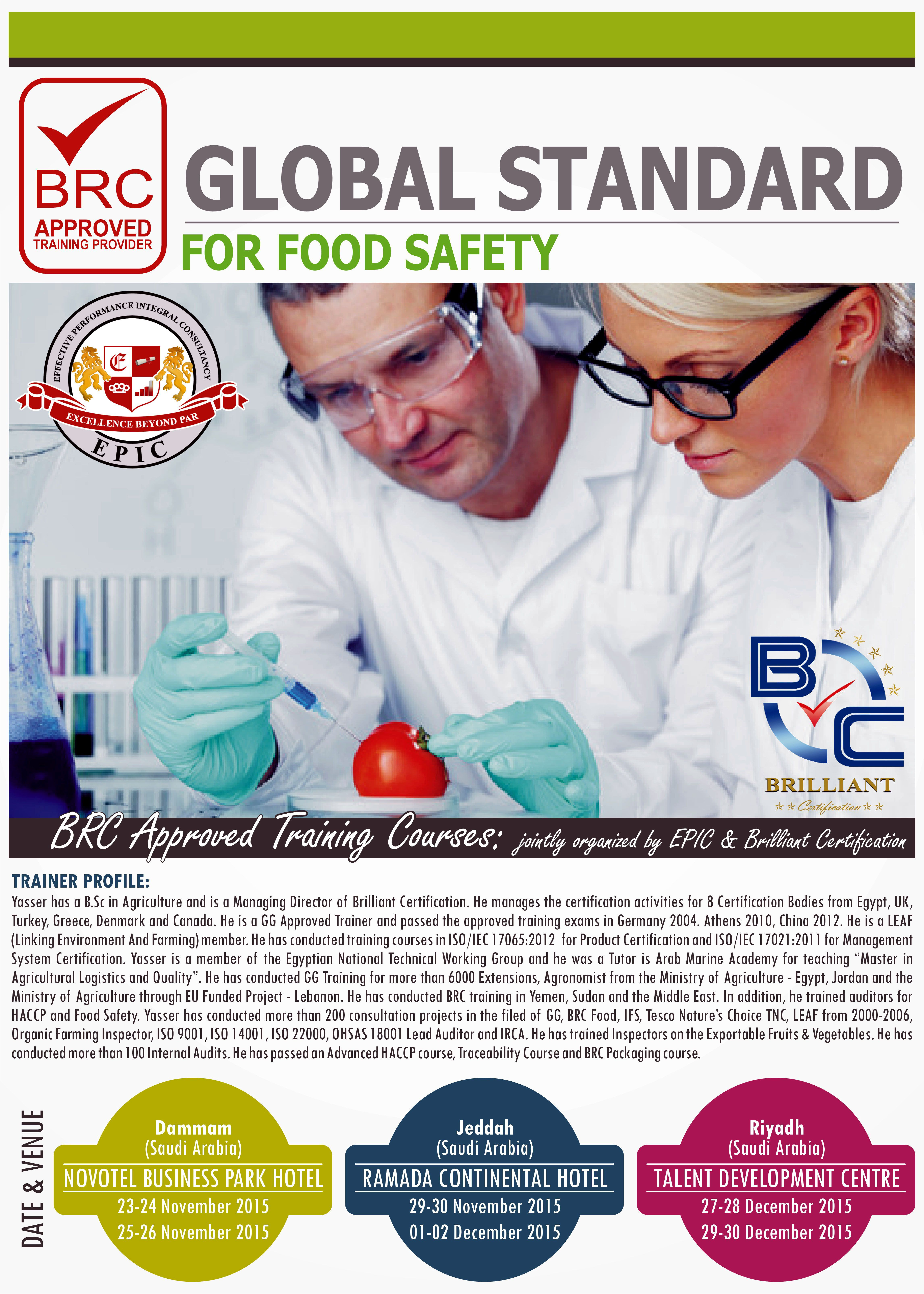 Pin by EPIC Consulting and Training on Food Allergen
