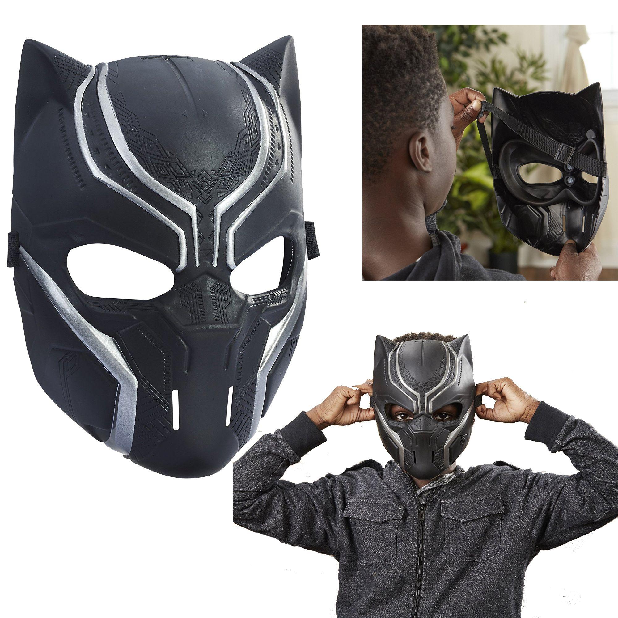 3 Marvel Los Vengadores Color su propio Máscaras Con Plumas-máscaras de fiesta para niños
