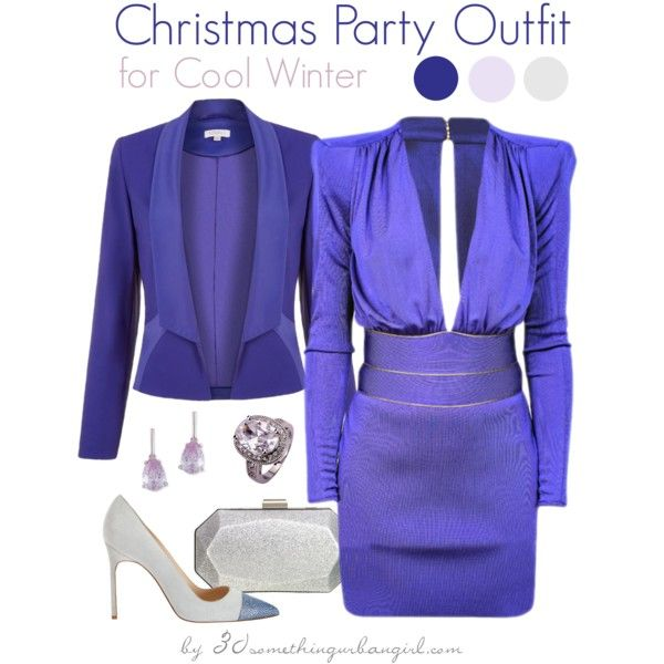 f834f8a4d9f6 Christmas Party Outfit Holiday look for Cool Winter by taggica on Polyvore