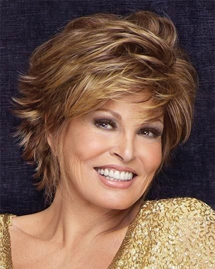 15 Superb Short Shag Haircuts | Pinterest | Raquel welch, Short ...