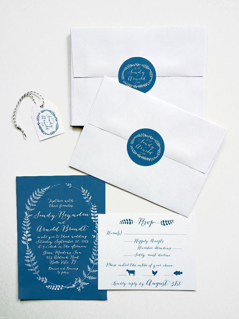 monogram wedding envelope seals sticker%0A   Ways Printable Press Will Make Your Invitations More Awesome