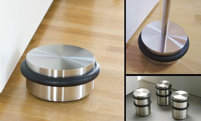 Phos Design neue türrstopper-serie ohne verschraubung von phos design